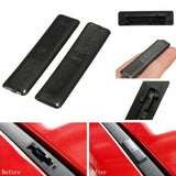 4Pcs Roof Rail Clip Rack Moulding Cover Replacement for Mazda 2 3 6 CX5 CX7 CX9