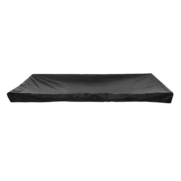 8ft Waterproof Black Pool Snooker Billiard Table Top Dust Cap Cover Protector