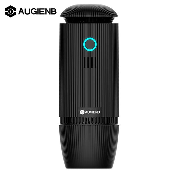 AUGIENB Portable Car Home HEPA Ioniser Air Purifier Filter Cleaner Humidifier