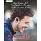 BlitzWolf AIRAUX AA-UM1 Waterproof Wireless Bluetooth 5 Stereo Earphone Earbud