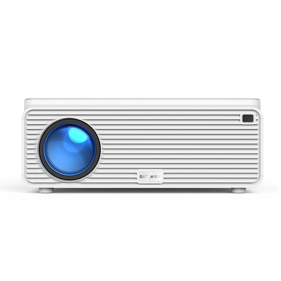 Blitzwolf BW-VP2 6500 LM 4K 1080P HD LED Home Theater Projector + Speaker Remote