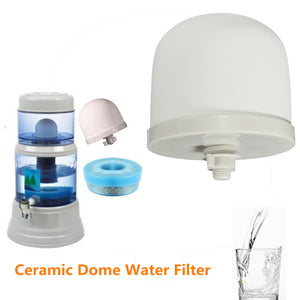 Ceramic Dome Water Mineral Replacement Filter System Purifier 7 8 Stage