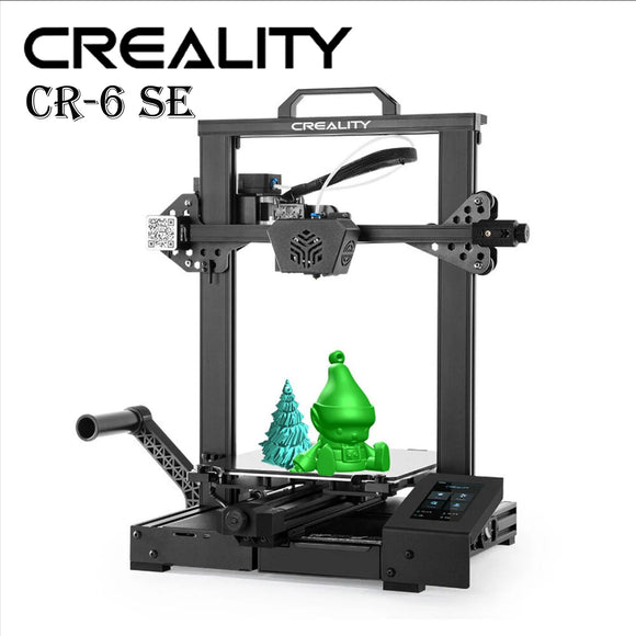 Creality 3D CR-6 SE Auto Level DIY 3D Printer Kit 235*235*250mm Print Size
