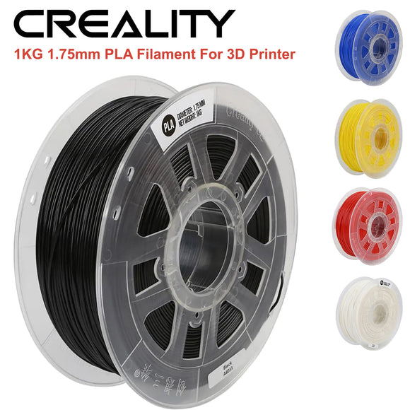 Creality 3D 1KG 1.75mm PLA Printing Filament FDM Material Supply For 3D Printer