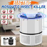 USB Mosquito Fly Bug Insect Killer Electric Zapper Catcher Trap LED Light Lamp