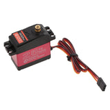 DSSERVO 25KG Metal Gear High Torque Waterproof Digital Servo for RC Airplane Car