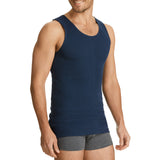 Bonds Multi Pack Navy Mens Chesty Cotton Singlet Vest Tank Top Undergarment M7NLO