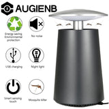 AUGIENB Electric USB Night Light Lamp Fly Mosquito Insect Bug Killer Trap Zapper