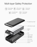 BlitzWolf 20000mAh 18W QC3.0 PD Fast Charge Mobile Phone Portable Power Bank BW-P11