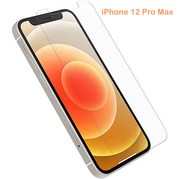Soft PET Film Screen Protector Guard for Apple iPhone 12 Pro Max Front