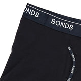 Bonds 3 Pack Mens Guyfront Trunks Briefs Boxer Short Comfy Blue Undies Underwear MY963A 24K