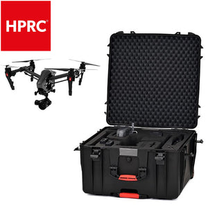 HPRC 4600W Waterproof Wheeled Hard Protective Case Carry Bag for DJI Inspire 2
