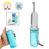 IPRee Portable Handheld Electric Toilet Travel Bidet Bottle Spray Sprayer kit