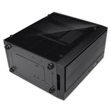 mATX ATX Mini ITX RGB Computer Gaming PC Tower Case with USB Audio Fan Interface