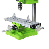 MINIQ Mini Drilling Milling Machine Vise Compound Cross Slide Work Table Bench BG6300