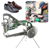 Manual Hand Shoe Cobbler Leather Nylon Sewing Making Repair Mending Machine