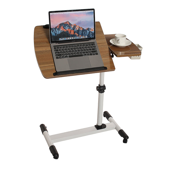 Portable Adjustable Bed Bedside Laptop Desk Computer PC Tablet Table Stand Desk
