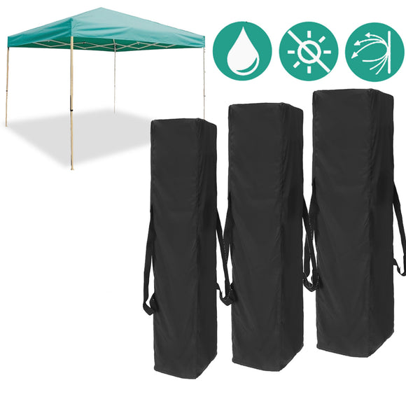 Waterproof Outdoor Camping Patio Gazebo Canopy Sun Shade Tent Storage Carry Bag