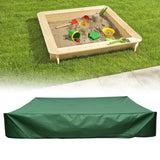 Waterproof Outdoor Sandbox Sandpit Sand Pit Toy Box Pool UV Rain Protector Cover