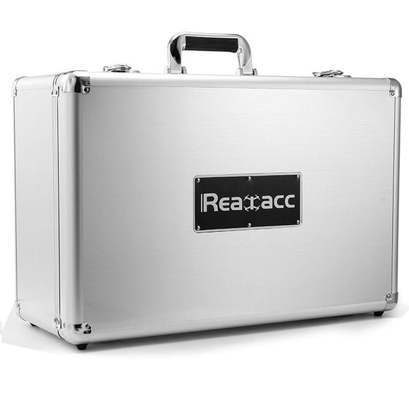 Realacc Aluminum Suitcase Carry Bag Storage Box Case For DJI Phantom 4 & 4 Pro