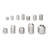 240 Suleve M3 M4 M5 M6 M8 Stainless Steel Socket Cap Screws Nut Allen Key Driver