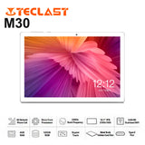 "Teclast M30 X27 10.1"" 2.5K 10 Core 4G RAM 128G WIFI Android Tablet PC Phablet"