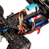Wltoys A979 1/18 2.4GHz RC 4WD Off Road Monster Truck Rock Crawler Buggy Car RTR
