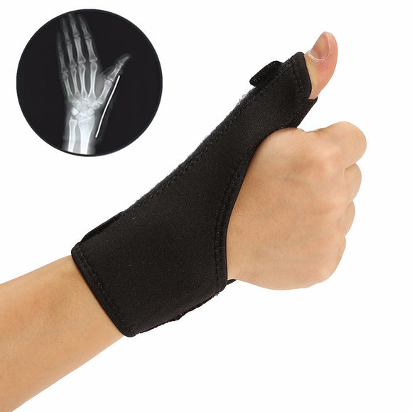 Wrist Thumb Finger Hand Joint Sprain Arthritis Splint Pain Relief Support Brace