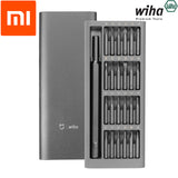 XIAOMI Mijia Wiha 24 in 1 S2 Steel Precision Magnetic Screwdriver Set Kit Tools