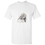 Butterfly Girl Fantasy Art See No Evil White Men T Shirt Tee Top S - 5XL