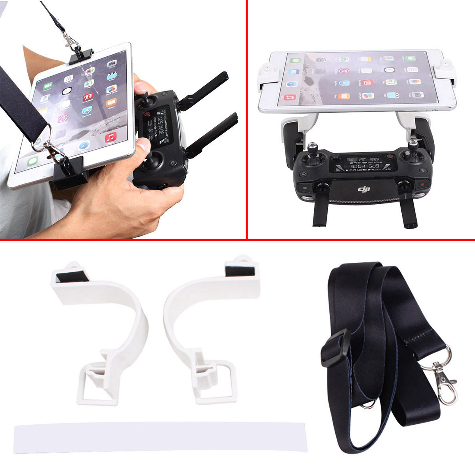 iPad Tablet remote controller control Bracket Holder Mount with