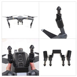 Spring Shock absorbing Leg Absorber Landing Feet Gear Extension for DJI Mavic Pro