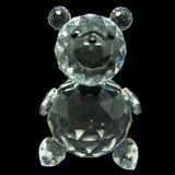 Bear Ribbon Male Austrian crystal figurine ornament home decor RRP$199