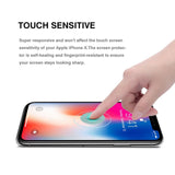 Anti-scratch 4H PET film screen protector Apple iPhone XR Front and Back