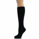 Red Robin 2 Pairs Kids Boys Girls Cool Hi Knee High School Cotton Navy Socks R11122