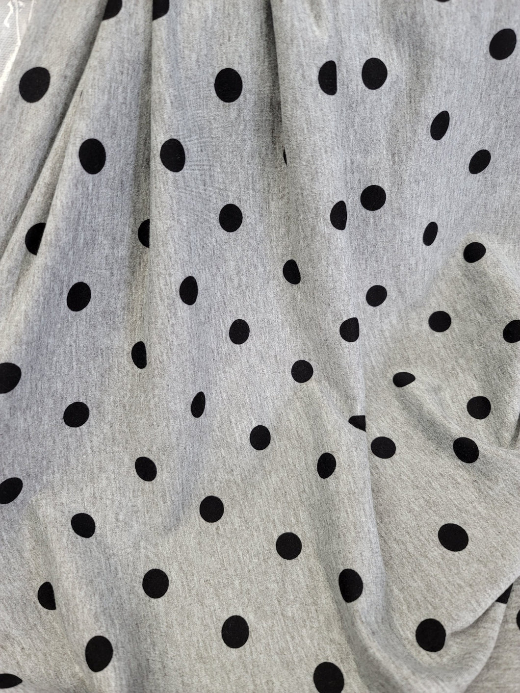 Posh Dots French Terry