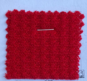 Waffle Knit Solids—New Stocking (10/18)