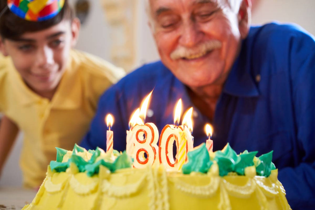 Gifts Ideas for an 80th or 90th Birthday