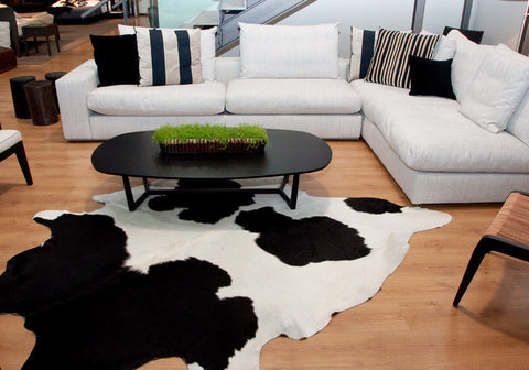 About cowhide rugs by Gorgeous Creatures