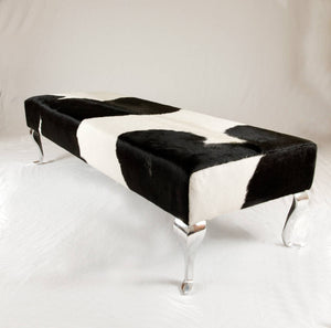 Cowhide Ottoman New Zealand