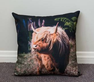 ONE ONLY 45cm x 45cm cushion cover