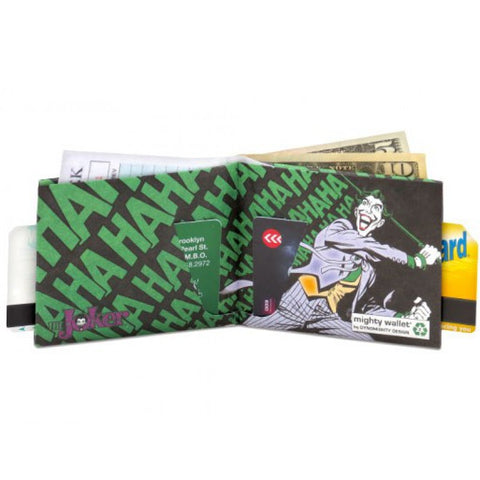 Image of Tyvek Might Wallet - The Joker