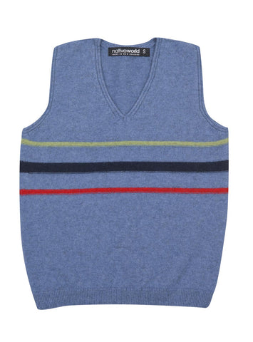 Surf Blue Kids Vest- NB710