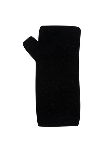 Black Short Hand Warmer - NX553