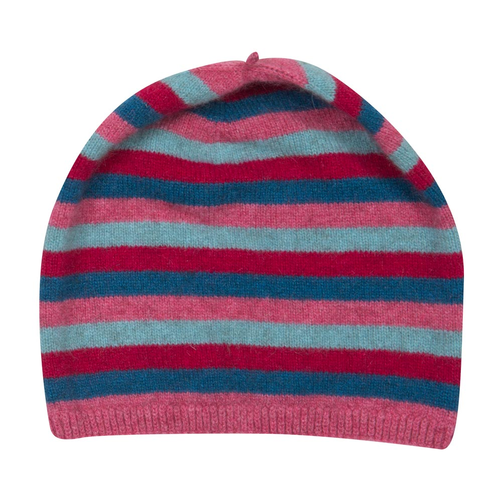 Possum   Merino Wool Raspberry Pink Kids Beanie Hat - NX707 c8fda28449e