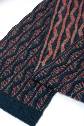 Image of Native World Possum Merino Wool Ocean Dune Scarf - NX806