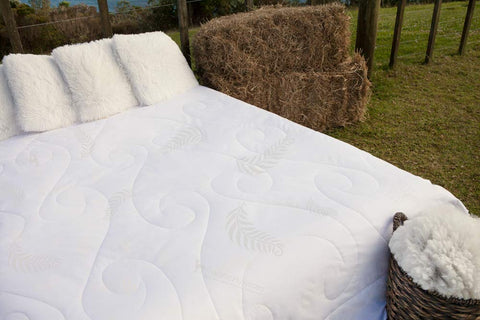 Image of Pacific Alpacas 350gms pure alpaca duvet inner NZ made