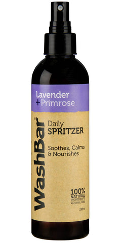 Image of Washbar Lavender & Primrose Coat Freshener & Deodorant Spritzer for Dogs