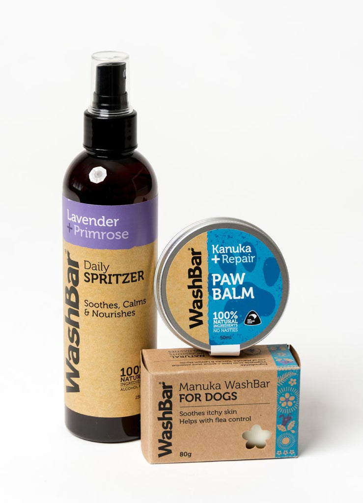 WashBar Pamper Dog Gift Set