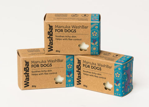 Image of WashBar Manuka Soap for Dogs